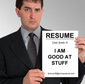 Resume Format - How Long Should Your Resume Be