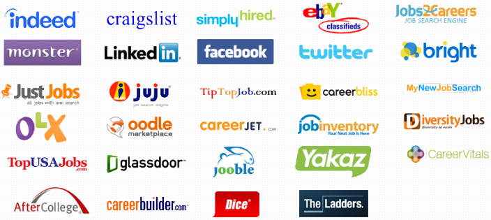 Top 10 Job Search Engines List