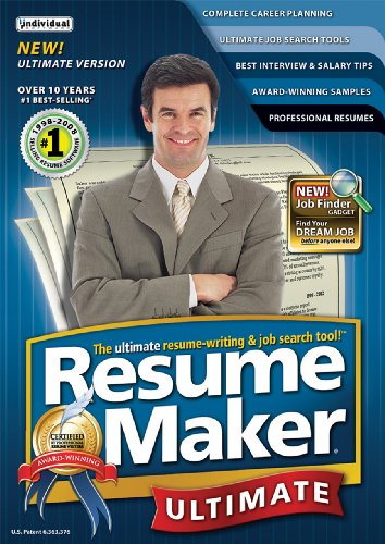 ResumeMaker Professional Ultimate V4 Download