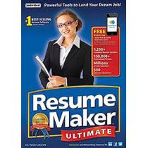 ... ultimate download resumemaker ultimate download resumemaker ultimate