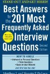 Best Answers to 201 Most Frequently Asked Interview Questions