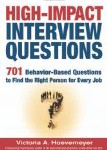High Impact Interview Questions 701 Questions