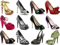 Womens Shoes - Don't!